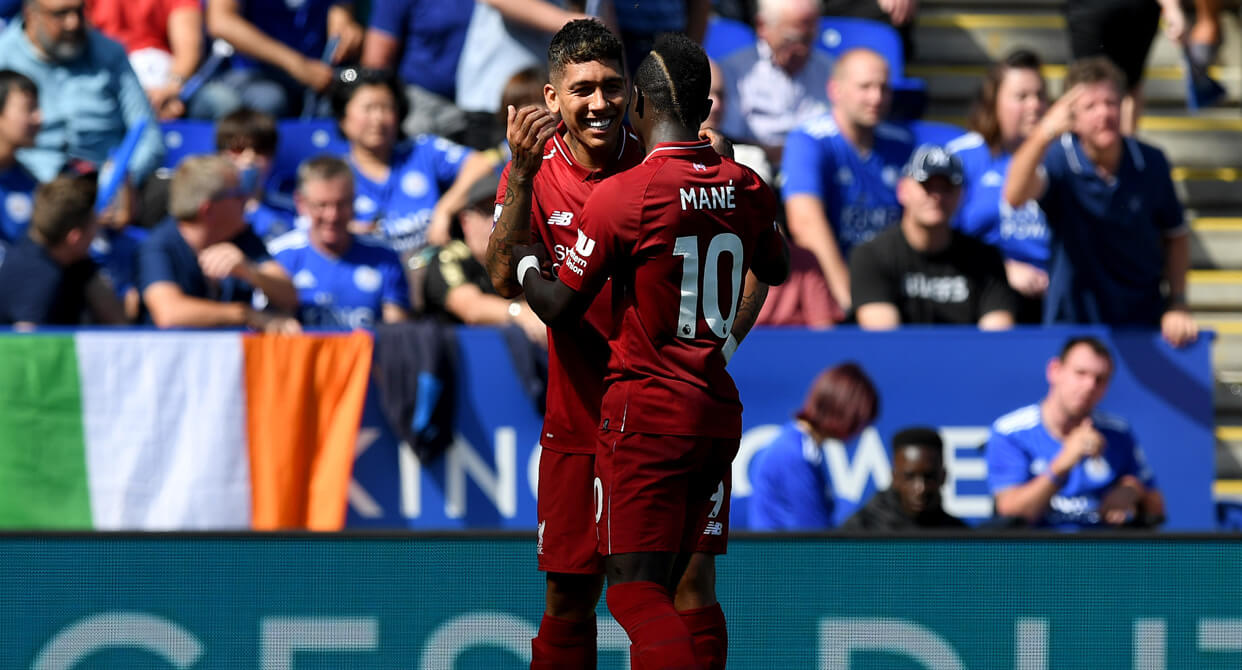 Tactical analysis: Leicester 1 Liverpool 2
