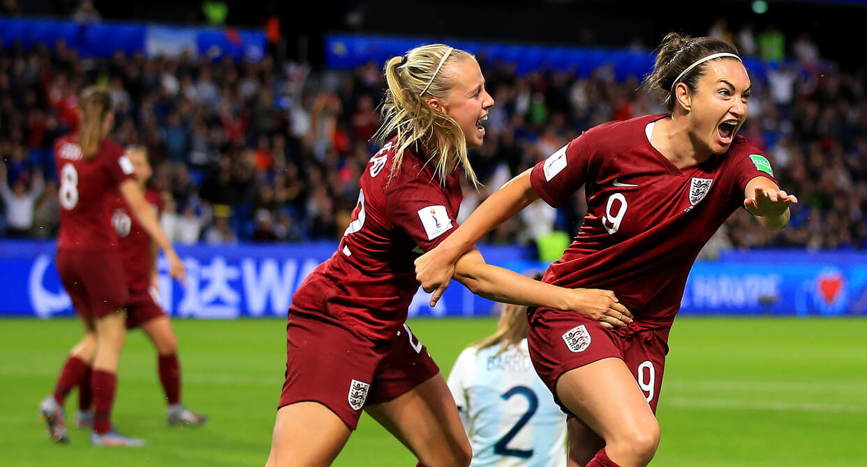 Tactical analysis: England Women 1 Argentina Women 0