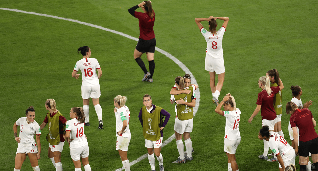 Tactical Analysis: England Women 1 USA Women 2