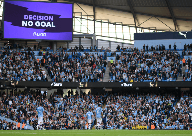 Tactical analysis: Manchester City 2 Tottenham 2 - The Coaches' Voice