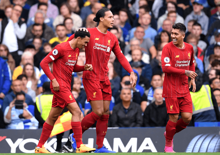 Tactical analysis: Chelsea 1 Liverpool 2 - The Coaches' Voice