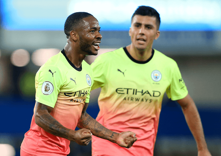 Tactical analysis: Everton 1 Manchester City 3 - The Coaches' Voice