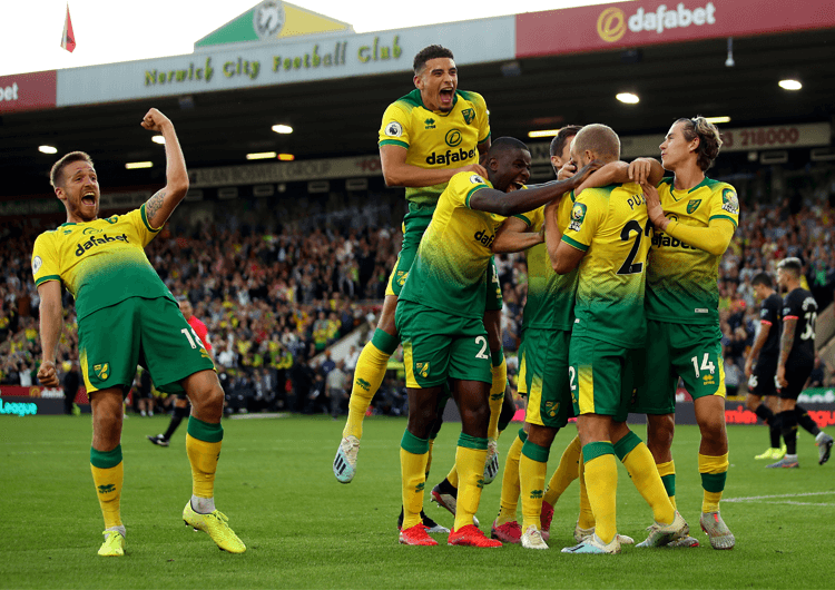 Tactical analysis: Norwich 3 Manchester City 2 - The Coaches' Voice