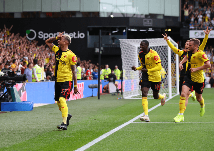 Tactical analysis Watford 2 Arsenal 2 - The Coaches' Voice