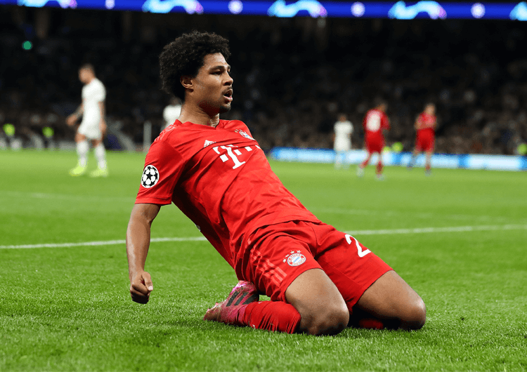 Tactical analysis: Tottenham 2 Bayern Munich 7 - The Coaches' Voice