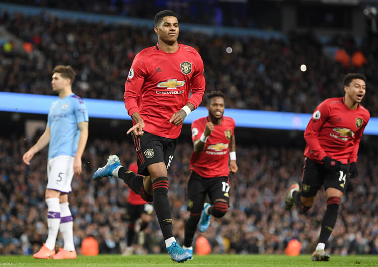 Tactical analysis: Manchester City 1 Manchester United 2 - The Coaches' Voice