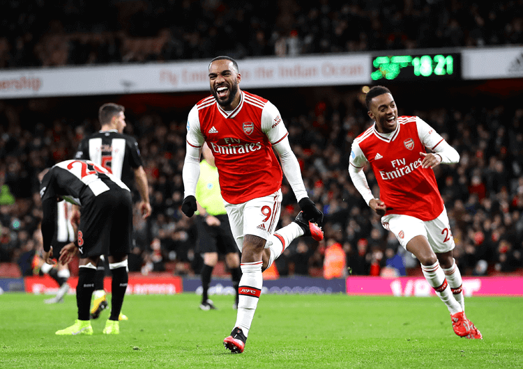 Tactical analysis: Arsenal 4 Newcastle United 0 - The Coaches' Voice