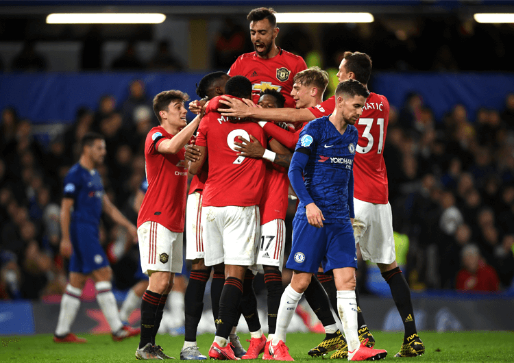 Tactical Analysis: Chelsea 0 Manchester United 2 - The Coaches' Voice