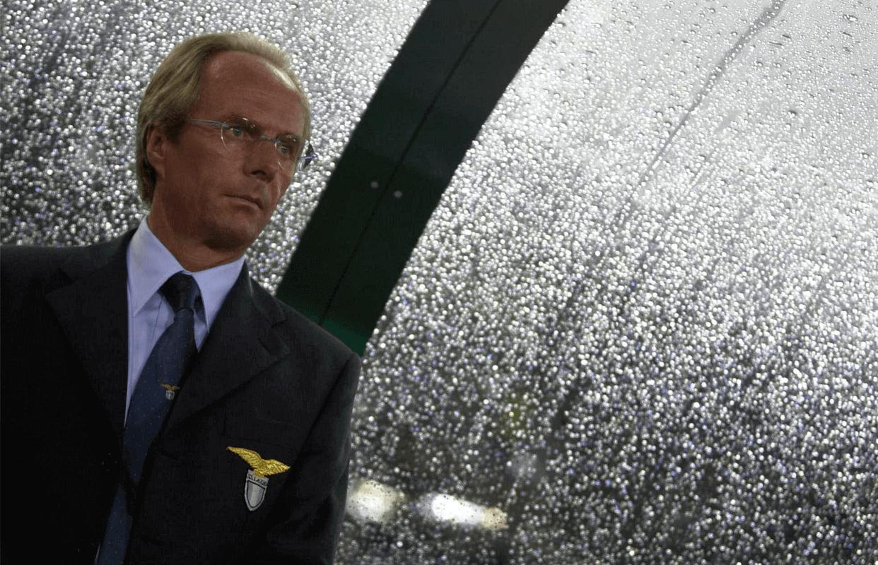 Afbeeldingsresultaat voor Lazio Sven-Göran Eriksson