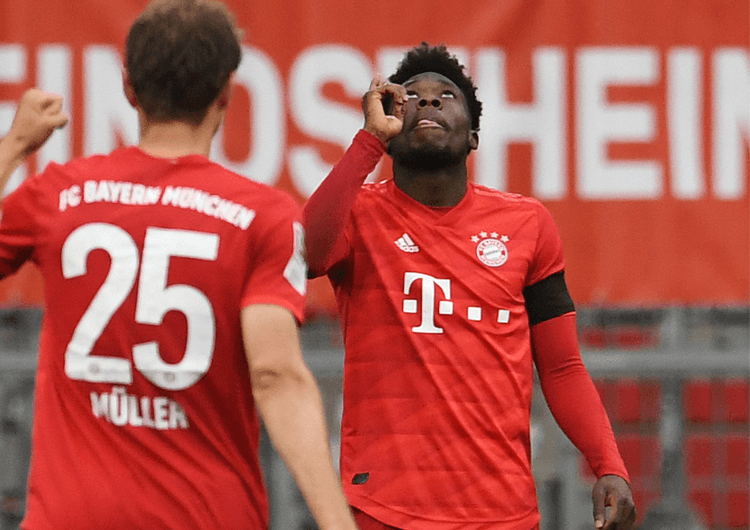 Bundesliga player watch: Alphonso Davies - The Coaches' Voice