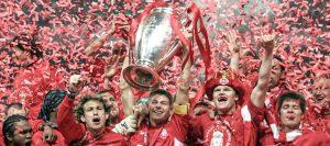 AC Milan 3 Liverpool 3: Classic Matches