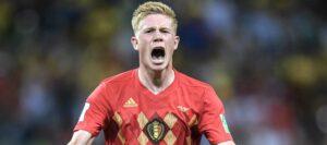 Brazil 1 Belgium 2: Classic Matches