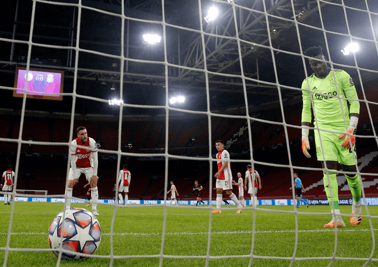 Tactical analysis: Ajax 0 Liverpool 1 - The Coaches' Voice
