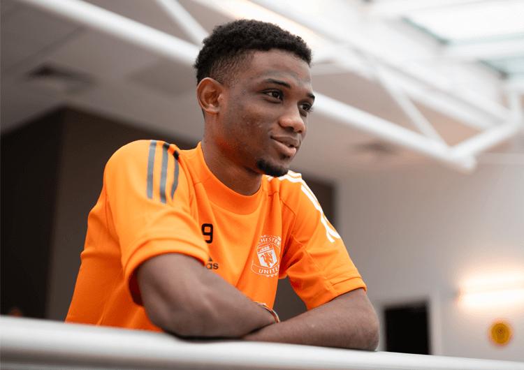 Amad Diallo: Analysed - The Coaches' Voice