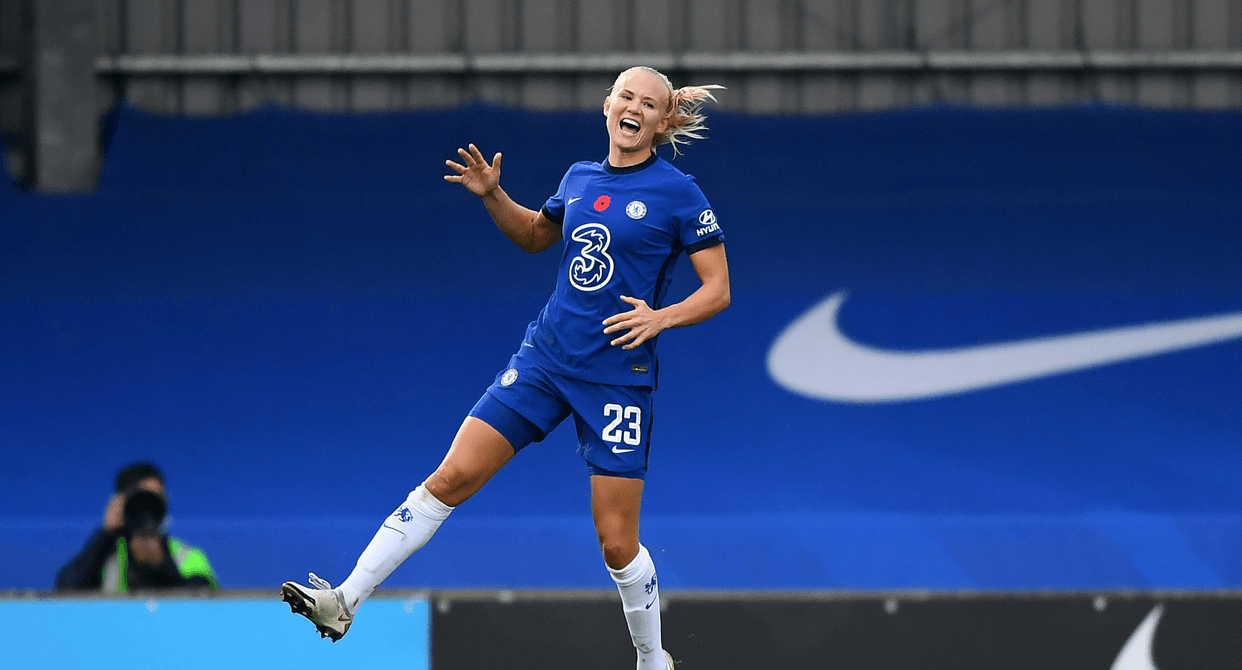 Coaches' Voice | Pernille Harder: FA WSL Player Watch