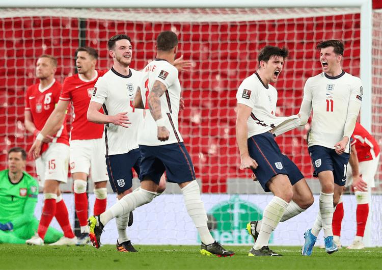 England 2 Poland 1: Tactical Analysis - The Coaches' Voice