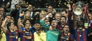Barcelona 3 Manchester United 1: Classic Matches