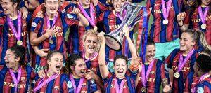 Chelsea Women 0 Barcelona 4: Tactical Analysis