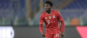 Alphonso Davies: Bundesliga Player Watch