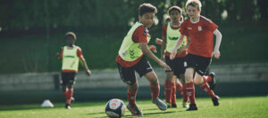 Middlesbrough Academy: Attacking Principles with Finishing