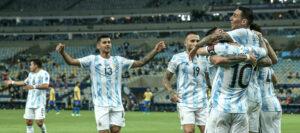 Argentina 1 Brazil 0: Copa América Final Tactical Analysis