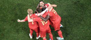 Belgium 3 Japan 2: Classic Matches