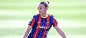 Caroline Graham Hansen: La Liga de Fútbol Femenino Player Watch